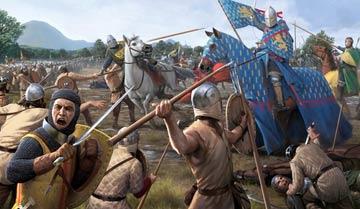"""Война во многом формирует культуру средневековья. И культуру фэнтези-""""средневековья"""" тоже."""