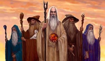 Магические школы, академии, университеты и ордена. Кажется, эти маги очень любят тусоваться, верно?