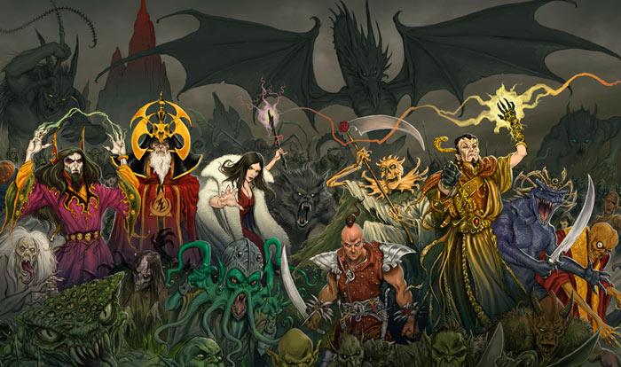 Тест: Добро, Зло, Порядок, Хаос - какие чувства правят вашими героями?