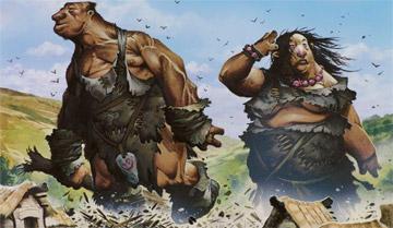 Все горные великаны одинаковы!