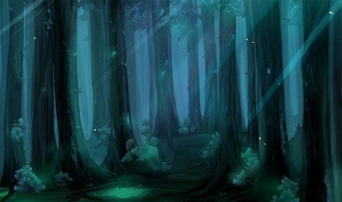 как сделать описание леса
