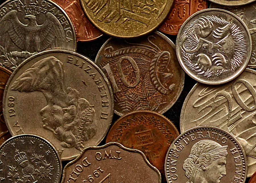 Что изображено на ваших игровых монетах в настольных ролевых играх